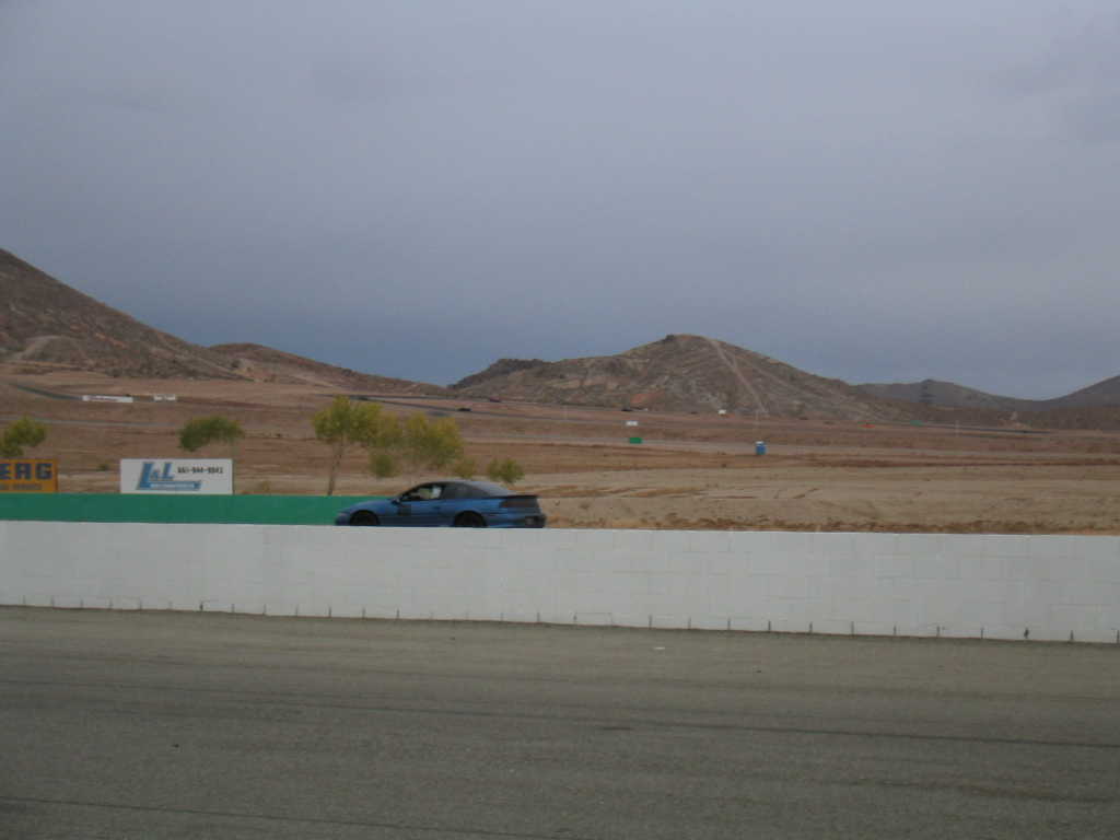 Willow Springs International Raceway 11-2003