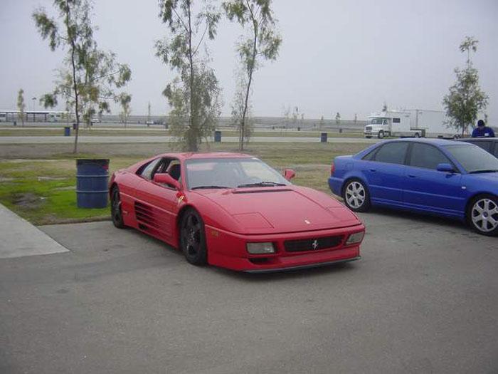 Buttonwillow Raceway #13 CW 1-2004