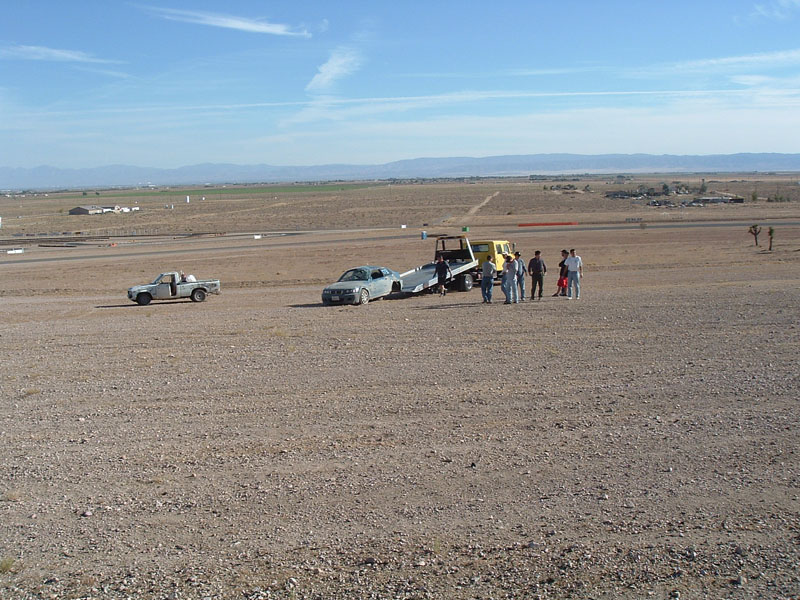 Willow Springs International Raceway 9-2004