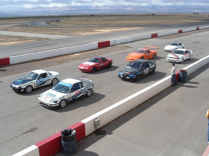 Buttonwillow Raceway #1 CW 10-2004