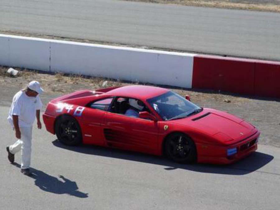 Buttonwillow Raceway #25 CCW 8-2003
